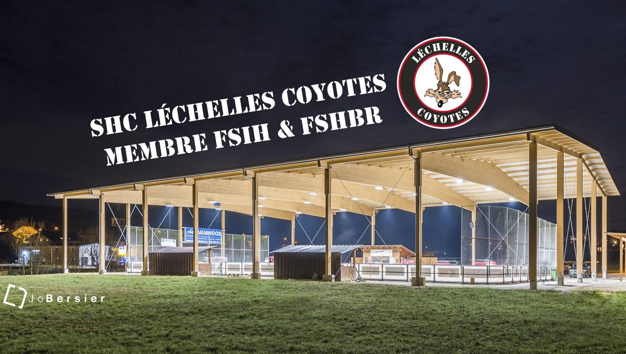 SHC Léchelles Coyotes